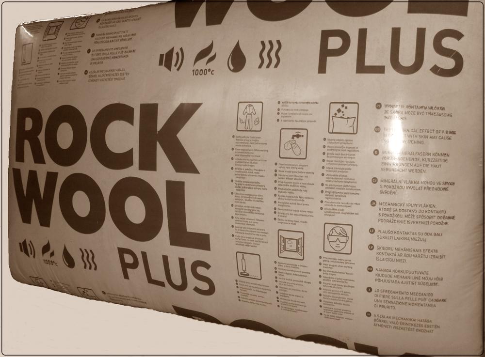 trockenbaumaterial unschlagbar g nstig steinwolle rockwool plus 100. Black Bedroom Furniture Sets. Home Design Ideas