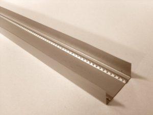 Metallprofil UW75